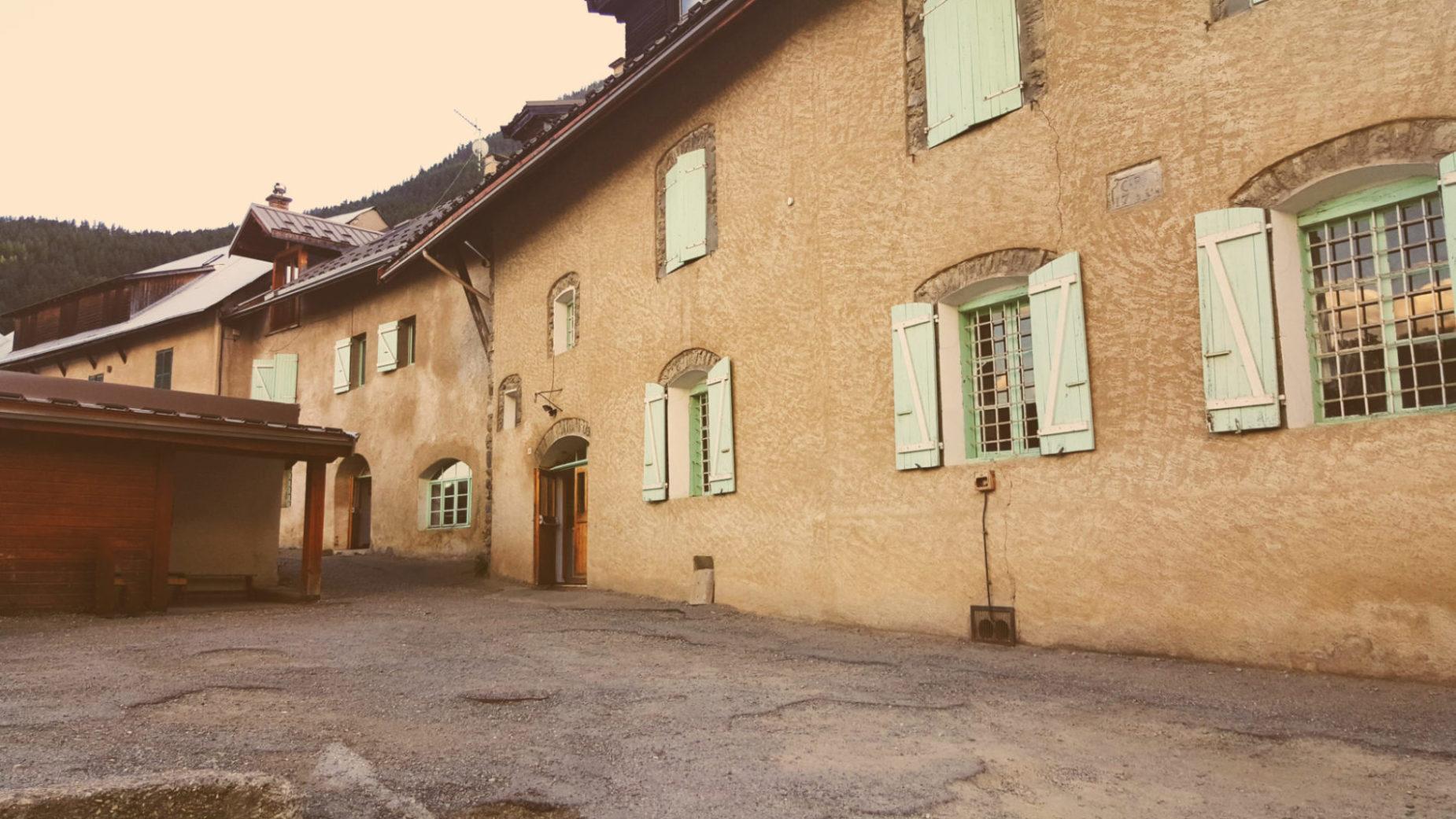 La Louvière colonie de vacances été montagne