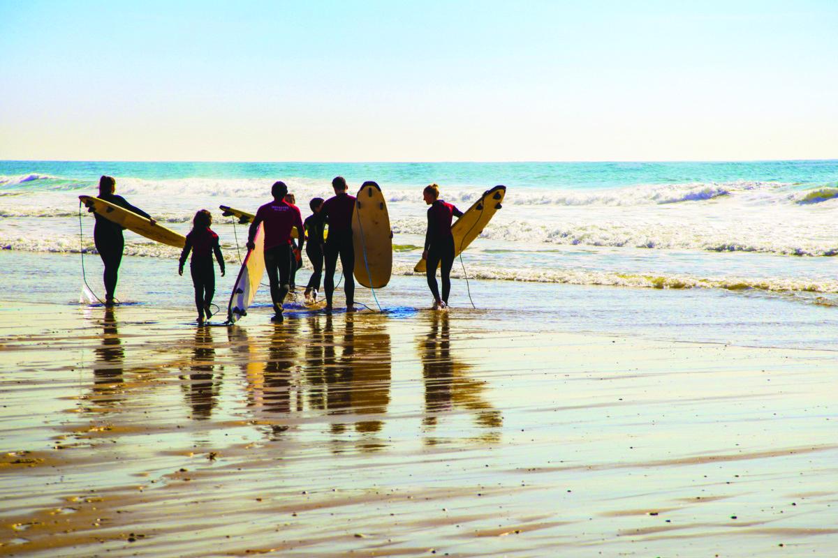 Surf été
