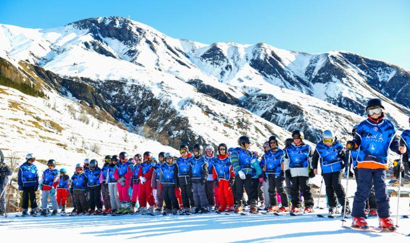 Top 5 des meilleures stations de ski pour une colonie de vacances à la montagne