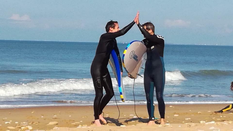 Top 10 des raisons de se mettre au Surf avec Kolo Vacances