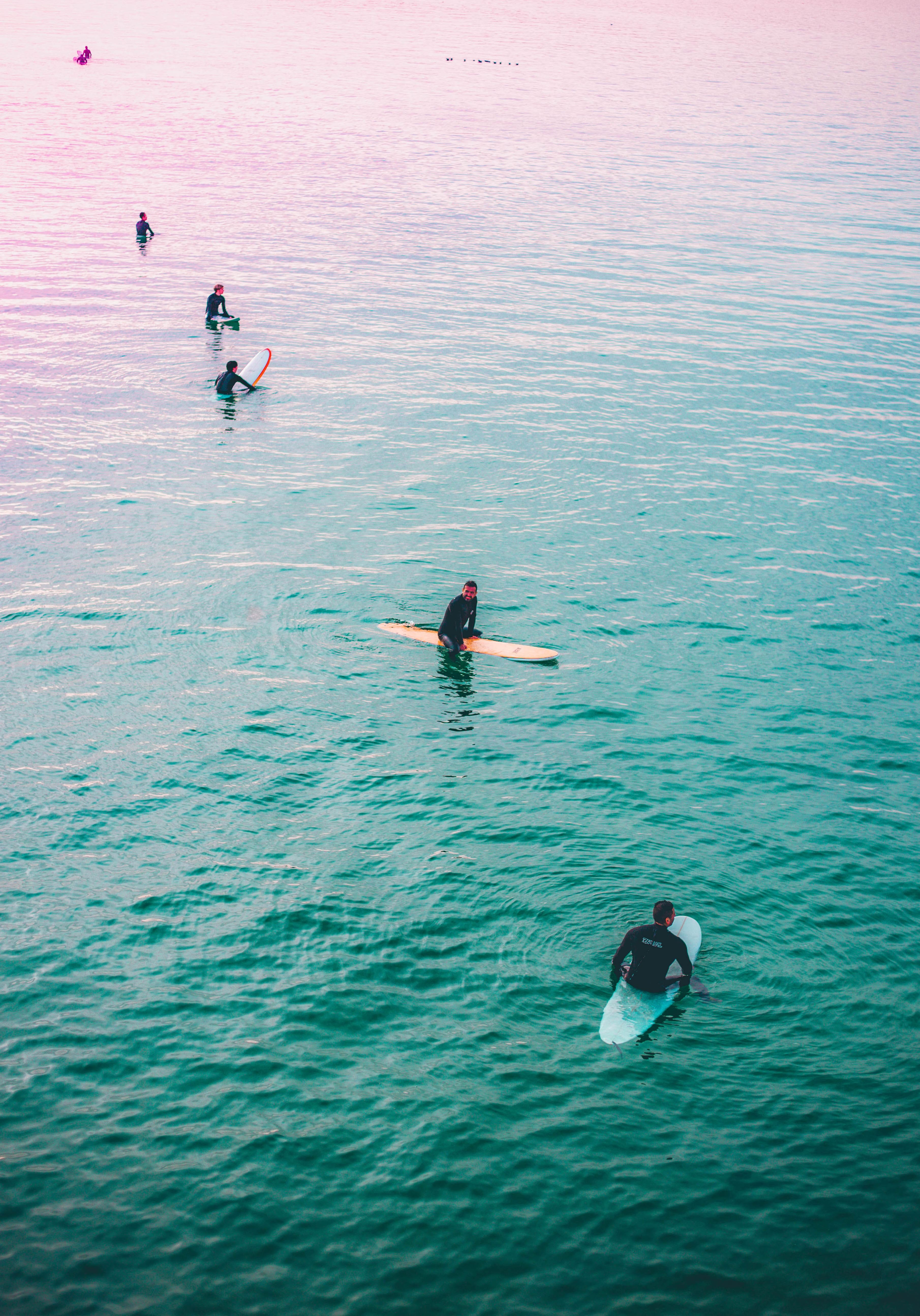 Kolo vacances top 10 des raisons de se mettre au surf ! Surf camp Oléron colonie de vacances